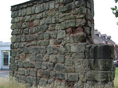The North Wall on Eastgate Street, Stafford